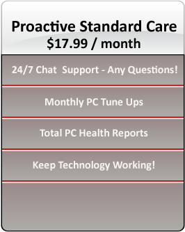 Proactive Standard Care